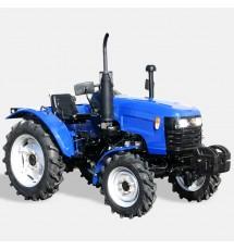 Трактор ДТЗ 5244Н (3 цил., гидроус., КПП 9+3, комф. сиденье, 2 насоса гидравлики, передние крылья)