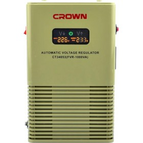 Стабилизатор напряжения Crown CT34053 (1000Вт)