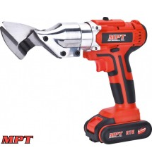 Ножницы по металлу MPT MCS2150.B1 аккумуляторные