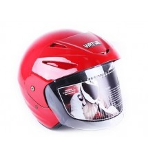 Шлем Virtue MD-705H (размер M /L, цвет: черный, красный, белый))