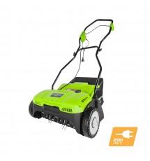 Аэратор электрический Greenworks GDT30
