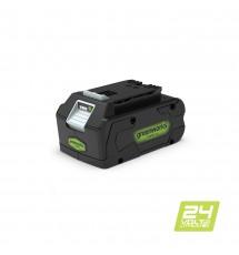 Аккумулятор Greenworks G24B4 (4 Ah)