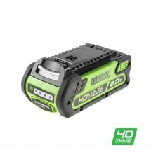 Аккумулятор Greenworks G40B2 (2 Ah)