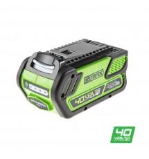 Аккумулятор Greenworks G40B4 (4 Ah)
