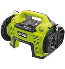 Автомобильный компрессор аккумуляторный  Ryobi R18l-113S