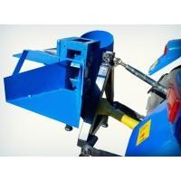 Веткоизмельчитель, дровокол для мотоблока и мототрактора