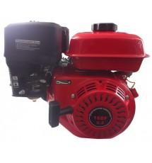 Бензиновый двигатель TATA 168F под резьбу 2 дюйма (диаметр 16 мм)