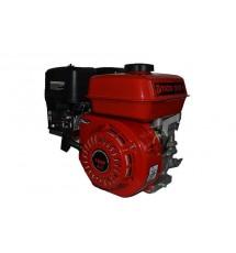 Бензиновый двигатель TATA 168F под резьбу 3 дюйма (диаметр 18 мм)