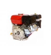 Бензиновый двигатель TATA 168F с понижающим редуктором 1/2