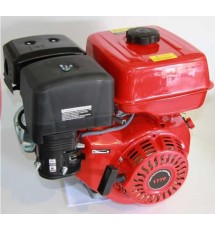 Бензиновый двигатель TATA 177F под шлиц (диаметр 25 мм)