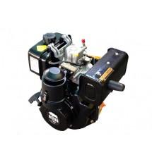 Дизельный двигатель Bizon 178F шлицевой выход Ф25