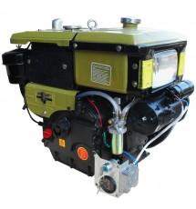 Дизельный двигатель Zubr SH195NDL (12 л.с.)