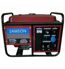 Сварочный бензиновый генератор Samson SQ-190A