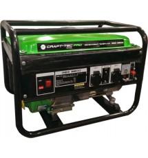 Бензиновый генератор Craft-tec PRO GEG 6500-220S