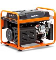 Бензиновый генератор Daewoo GDA 7500E Master