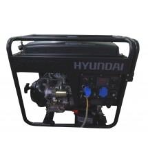 Сварочный бензиновый генератор Hyundai HYW-210AC