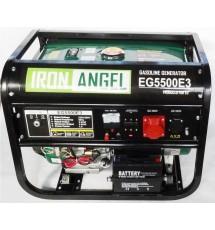 Генератор бензиновый Iron Angel EG-5500E3