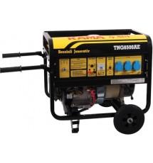 Бензиновый генератор Kama TNG6500AЕ