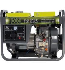 Генератор дизельный Konner&Sohnen Basic KS 8000 DE atsR