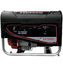 Бензиновый генератор Sunshow SS 3800