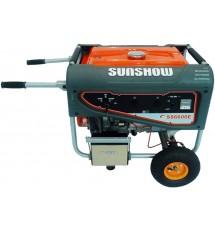 Бензиновый генератор Sunshow SS6600E