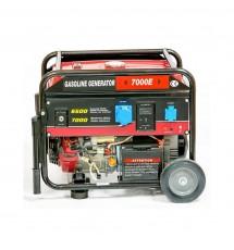 Генератор бензиновый Weima WM-7000E (3 фазы)