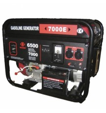 Генератор бензиновый Weima WM-7000E