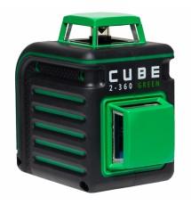Нивелир лазерный линейный ADA Cube 2-360 Ultimate Edition Green Laser A00471