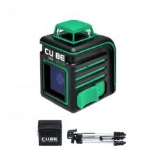 Лазерный линейный нивелир ADA Cube 360 Green A00535