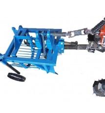 Картофелекопатель механизированный Агромарка КМ-3 для КПП 1100-6 (привод-ВОМ (кардан)