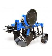 Картофелекопатель механизированный Агромарка КМ-3 (двухэксцентриковая)