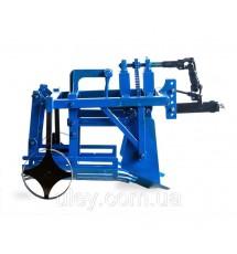 Картофелекопатель механизированный Агромарка КМ-3 (привод-ВОМ (кардан) c цепным ходоуменьшителем