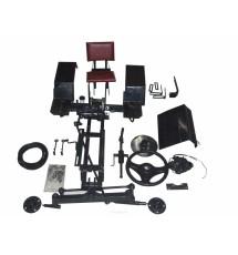 КИТ набор для переоборудования Агромарка (Премиум-1) мотоблока в мототрактор