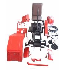 КИТ набор для переоборудования Агромарка (EXPERT) мотоблока в мототрактор
