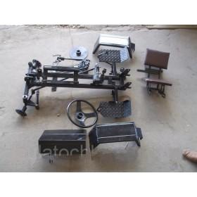 КИТ набор для переоборудования Агромарка (Премиум-3) мотоблока в мототрактор