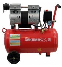 Компрессор (безмасляный, асинхрон.) Sakuma T-55024