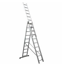 Лестница универсальная из 3-х частей Itoss 7608