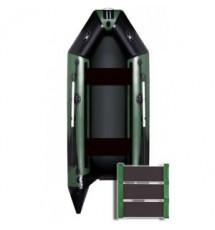 Надувная лодка Aquastar C-310 FSD/FFD (настил или  коврик отдельно)