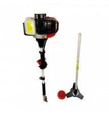 Многофункциональный инструмент на базе мотокосы GrunWelt GW-44-5A