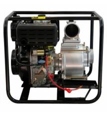 Мотопомпа дизельная Grunfeld HP-100DTPE