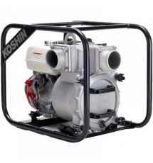 Мотопомпа бензиновая Koshin KTH-100S для грязной воды