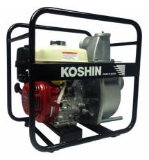 Мотопомпа бензиновая Koshin STH-100X-BAA-1