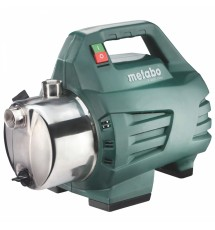 Насос поверхностный центробежный Metabo P 4500 inox