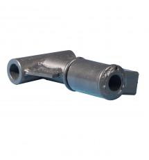 Сцепные узлы ВЗд-9 прицепа без дышла под втулку мотоблока с водяным охлаждением Zirka-61