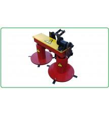 Косилка роторная для мототрактора Корунд КР-1,1 ПМ-2