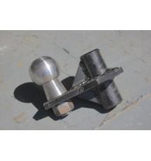 Переходной сцепной узел ВЗд-17 прицепа для мототрактора