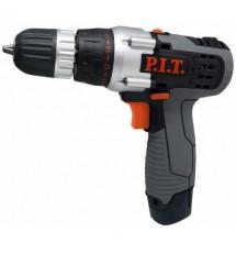 Аккумуляторный шуруповер Pit PSR-12С-6