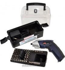 Аккумуляторная отвертка Диолд АШ-1136-Л с набором