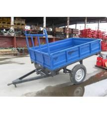 Прицеп тракторный 1ПТС-2  (7CX-2, грузоподъемность 2 т, ДхШхВ 2250x1500x450)