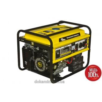 Бензиновый генератор Кентавр КБГ-505Э (100 медь)